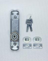 Bútorzár C-112 rudas rászegzős